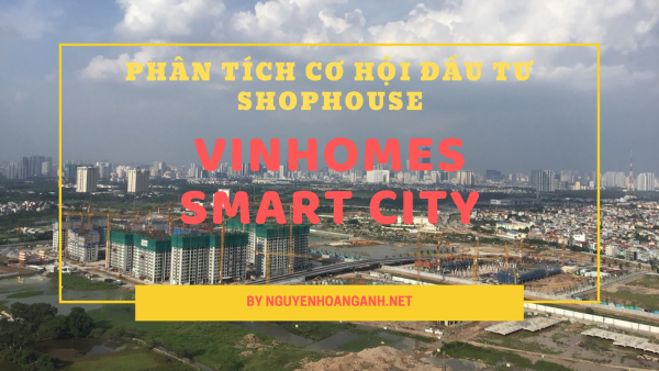Shophouse Vinhomes Smart City